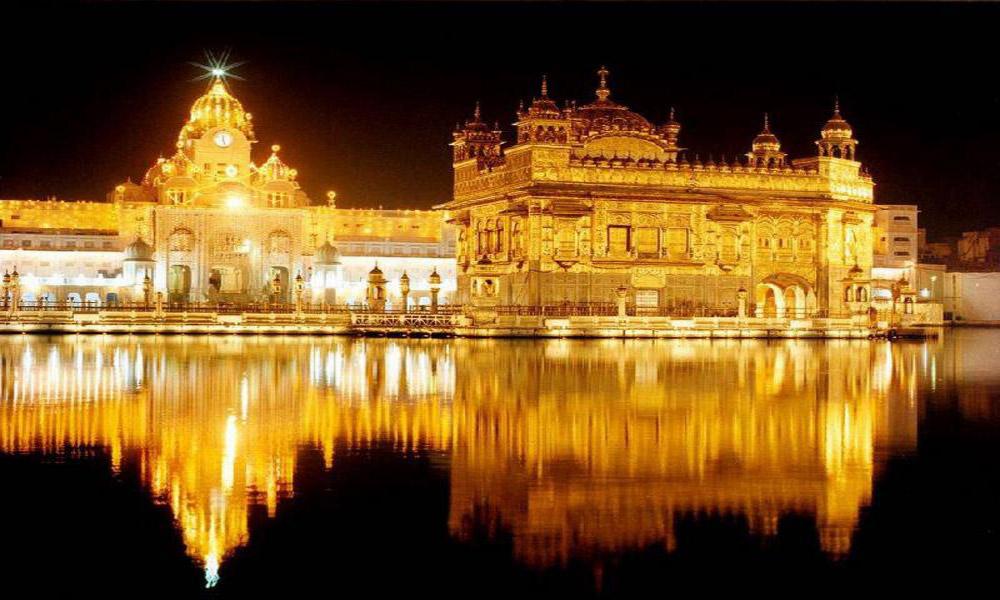 معبد طلایی، هند