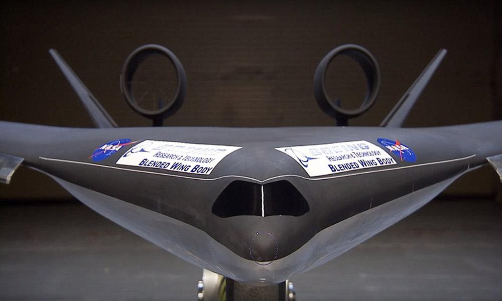 بال جدید هواپیما