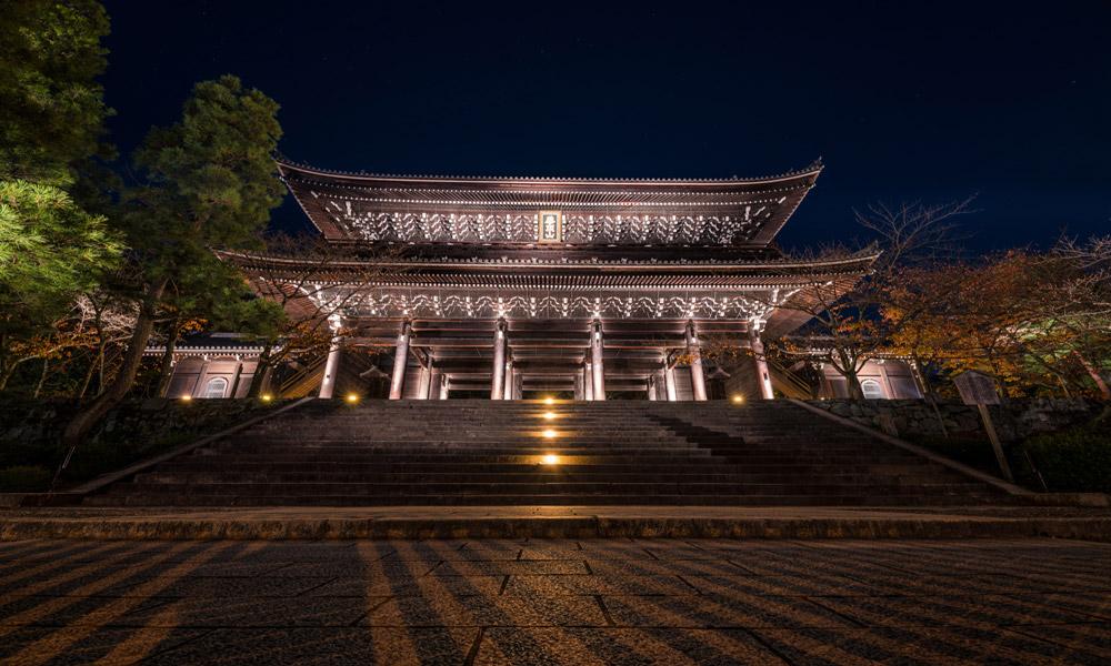 معبد چیون این، ژاپن