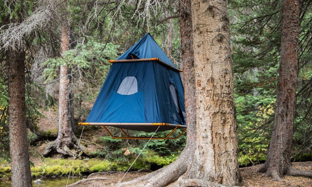 چادرهای سفری معلق