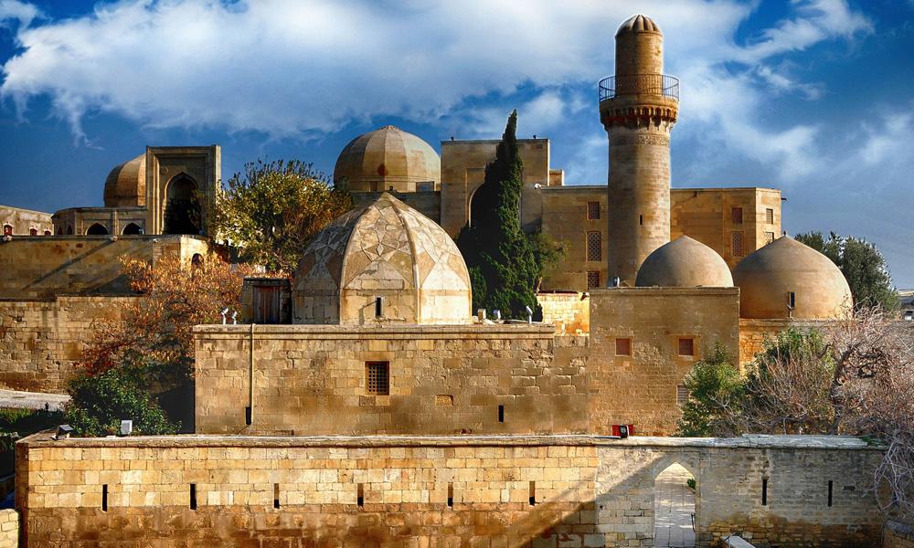 کاخ شیروان شاهان