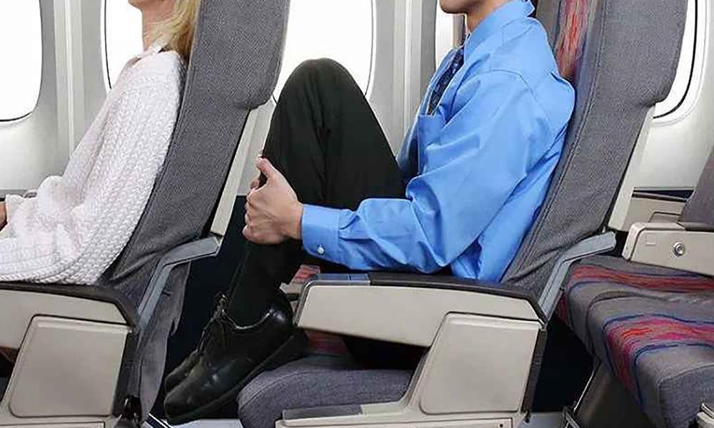بدترین صندلی هواپیما