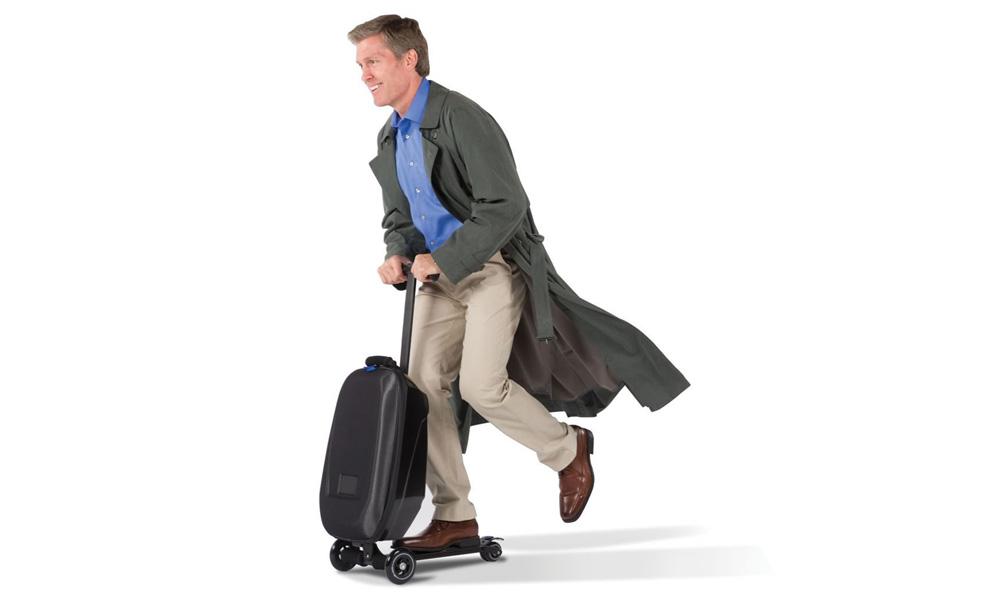 چمدان اسکوتر دار