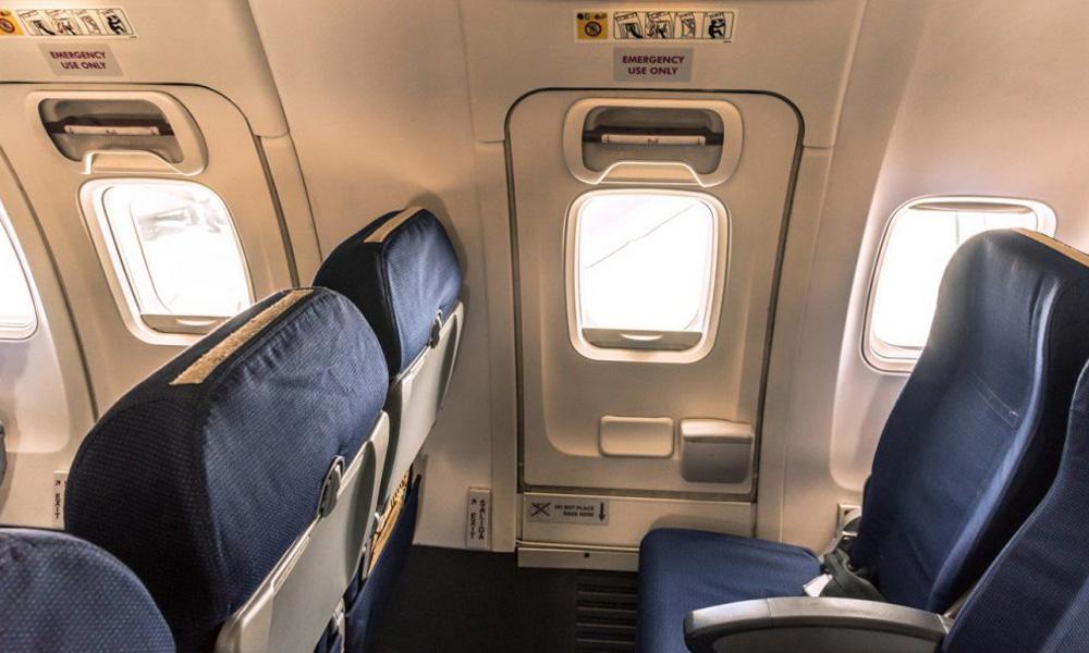 درهای خروج هواپیما