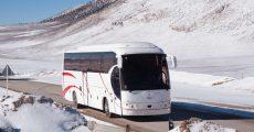 سفر به وان با اتوبوس