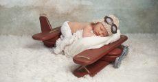 سفر نوزاد با هواپیما