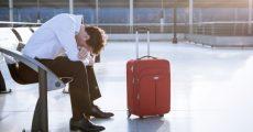 افسردگی بعد از سفر