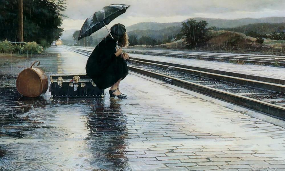 سفر در روزهای بارانی