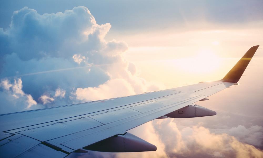 پرواز در صبح زود