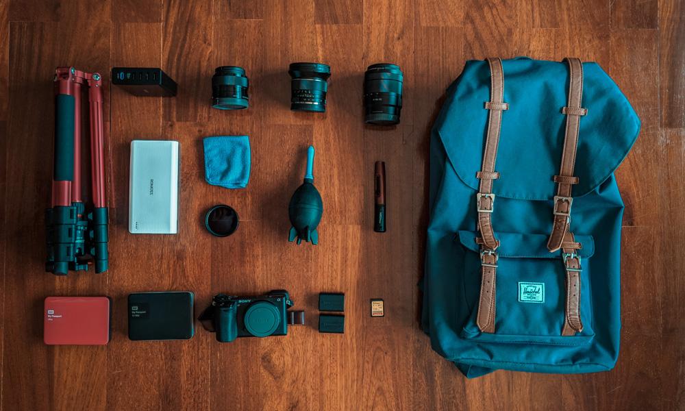 تجهیزات حرفه ای برای فیلمبرداری