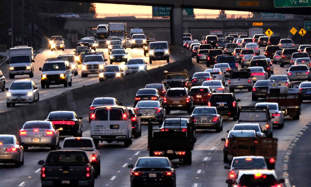 ترافیک در سفرهای کاری