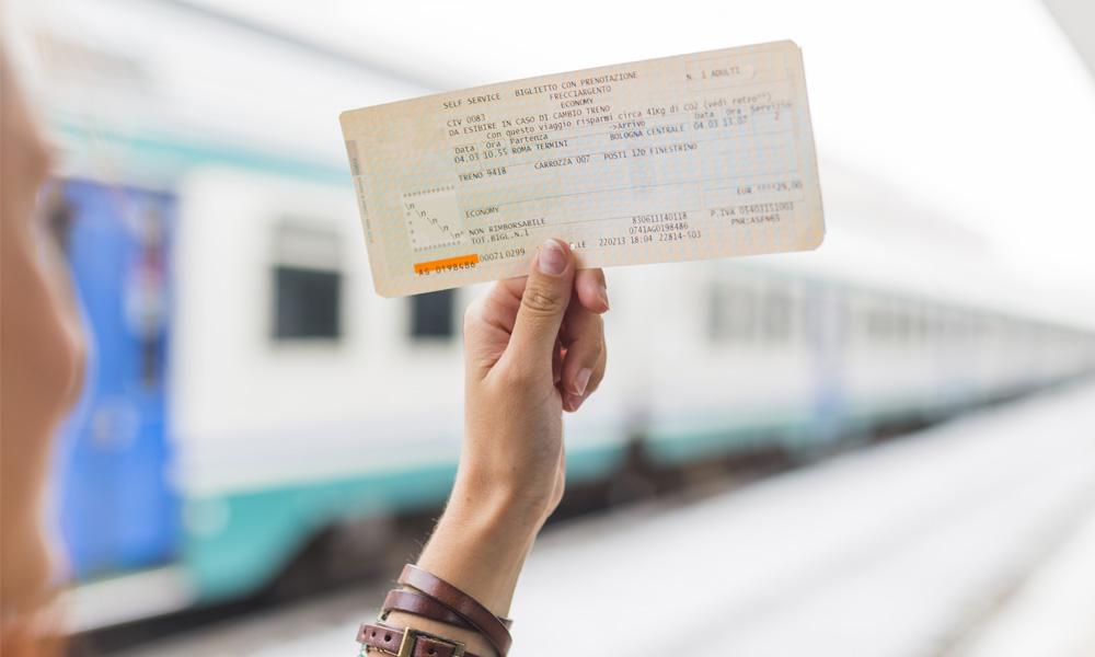خرید بلیط قطار ارزان