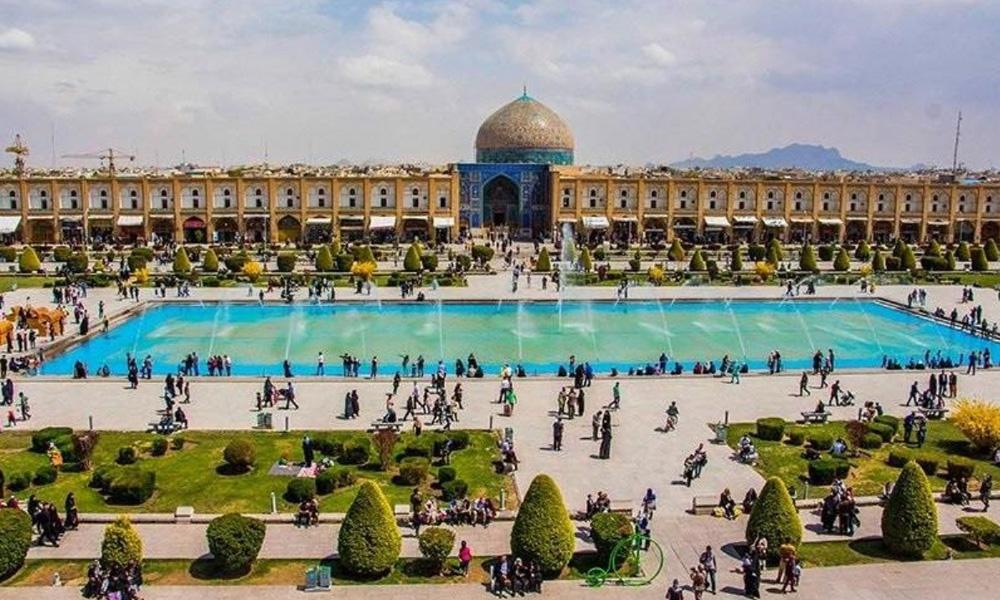 بازدید صبحگاهی در اصفهان