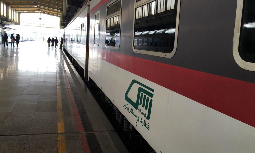 قطارهای مسافری کوثر