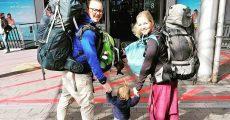 سفر کودکان و نوزادان با همراه بزرگسال