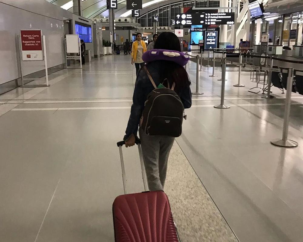 تحویل بار و چمدان سفر