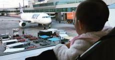 سفر با هواپیما با کودکان