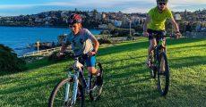 دوچرخه سواری در سفر
