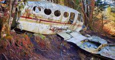 سوانح هوایی و سقوط هواپیما