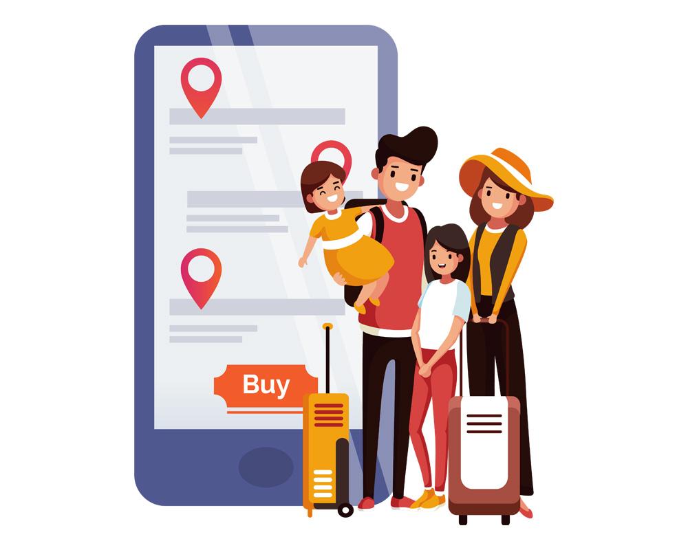 برنامه ریزی برای سفرهای خانوادگی