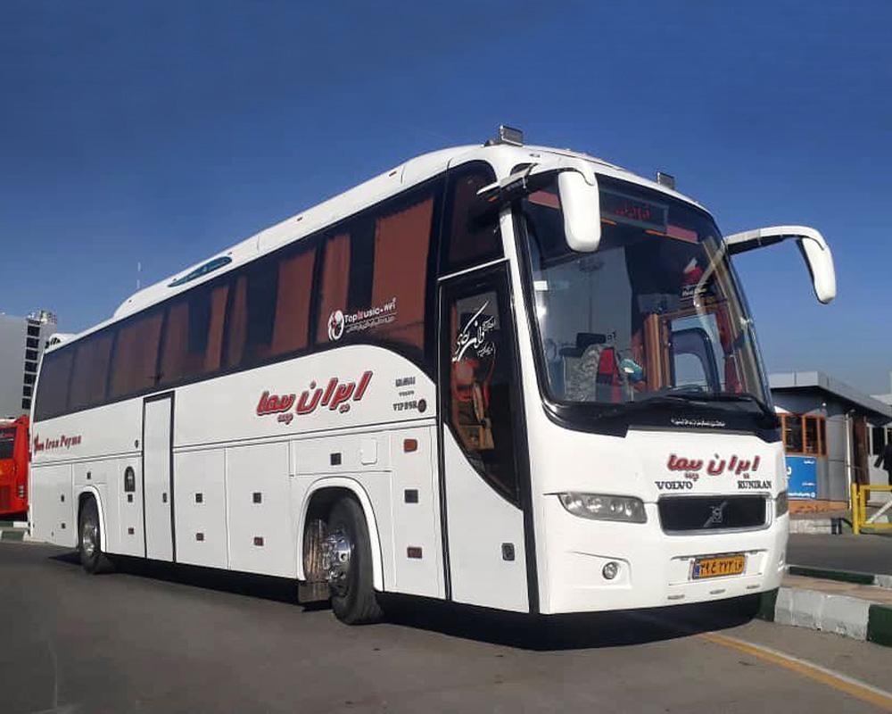 اتوبوس vip ایران پیما
