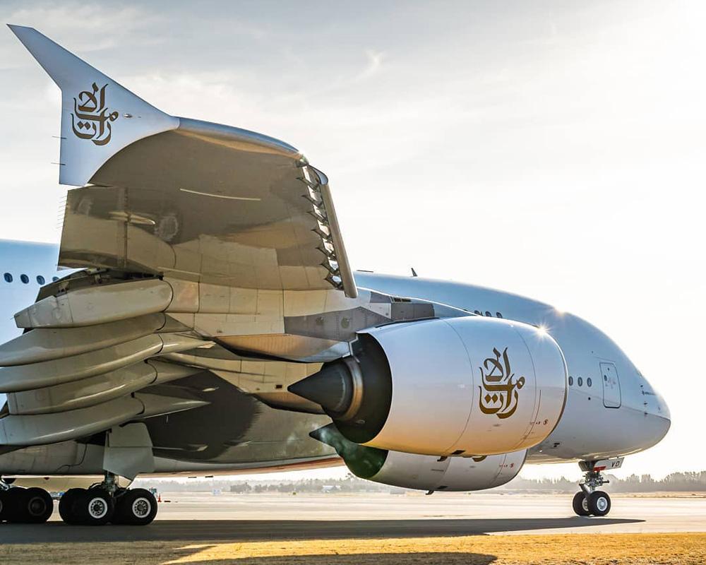 بلیط هواپیما امارات ایرلاین