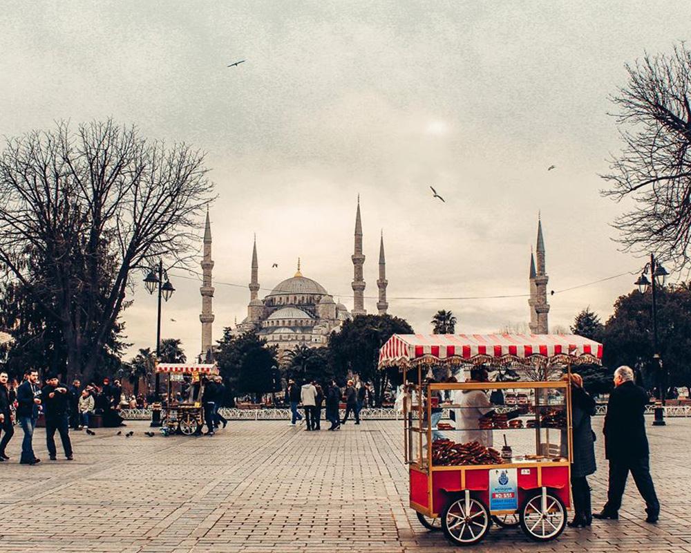 بلیط هواپیما استانبول