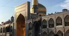 حرم امام رضا و خرید بلیط هواپیما مشهد