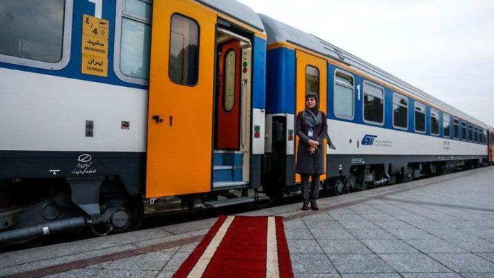 خرید بلیط قطار رجا و سفر به مشهد
