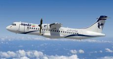 هواپیما ملخی ایران ایر