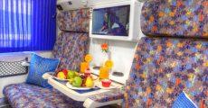 بلیط قطار یزد- قطار غدیر