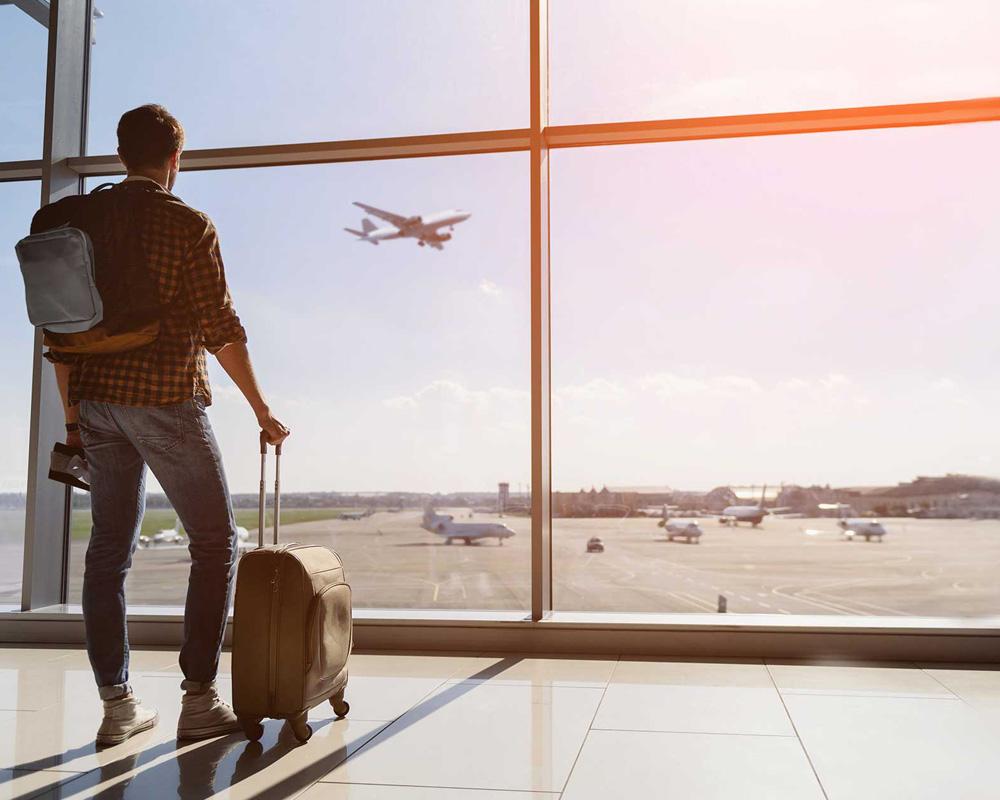 خرید بلیط هواپیما برای سفرهای هوایی
