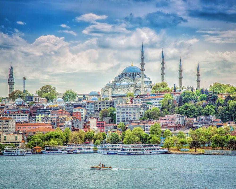 خرید بلیط هواپیما استانبول برای نوروز
