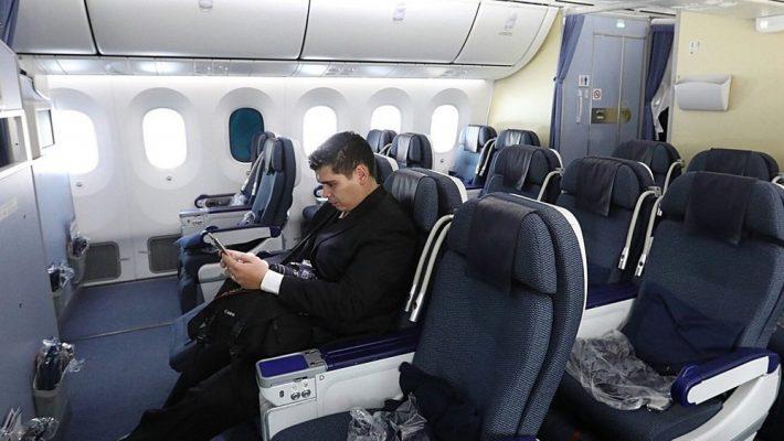 خرید بلیط هواپیما برای کلاس اکونومی